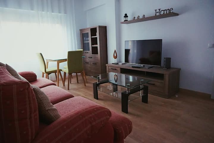 House Logroño center x6pers