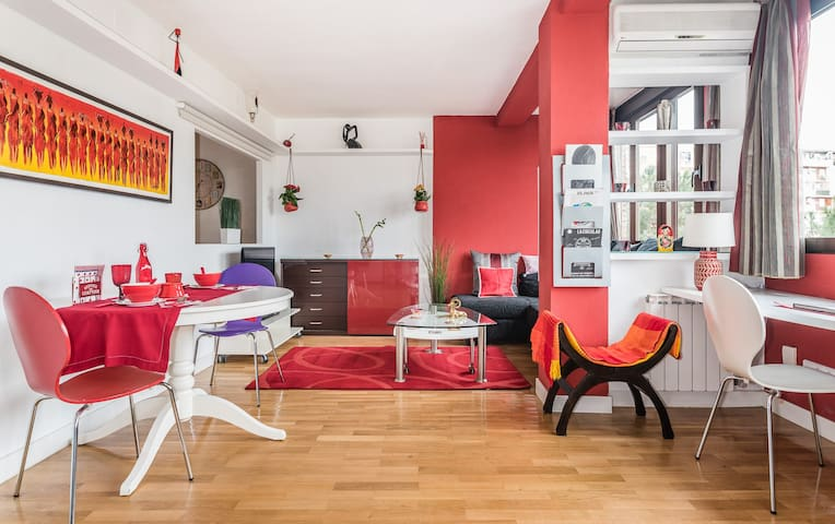 Cómodo apartamento a 9 minutos del centro
