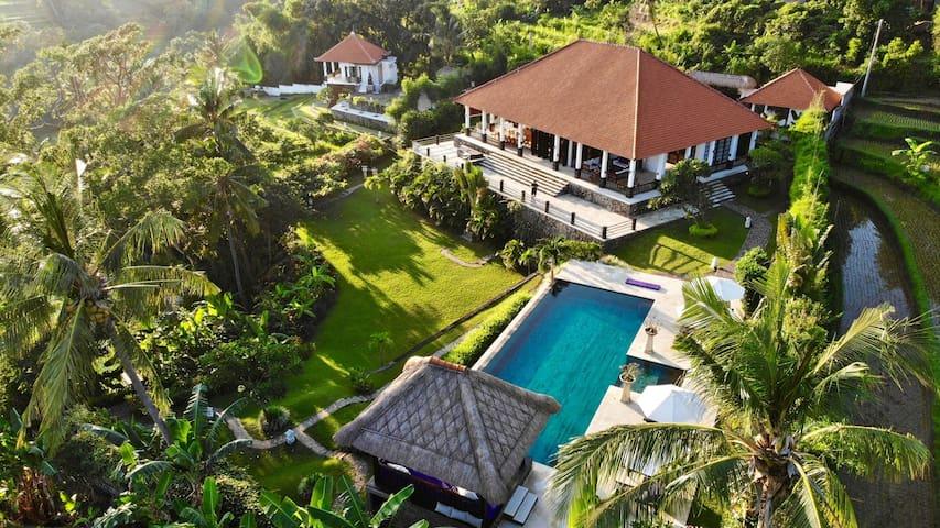 Villa Dewi Sri Lovina-Kayu Putih Bali