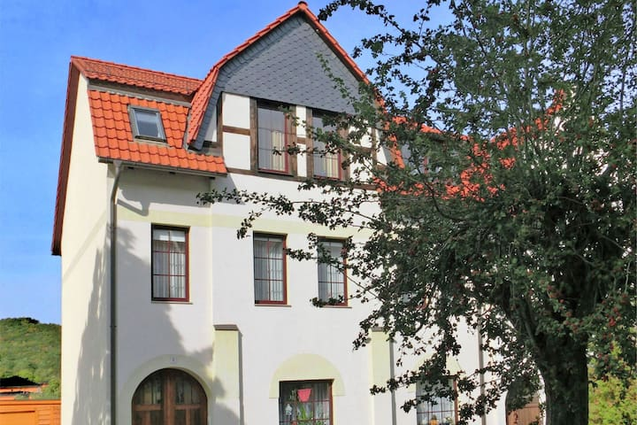 Gorgeous Apartment in Thale near River and Forest