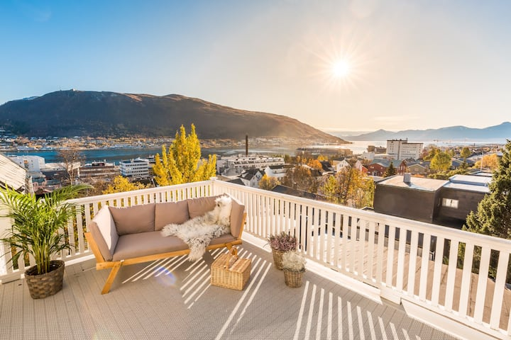 The View of Tromsø