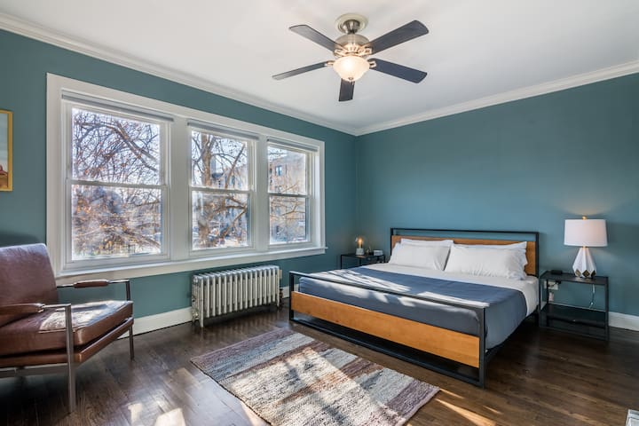 Charming Logan Square Couples or Business Retreat