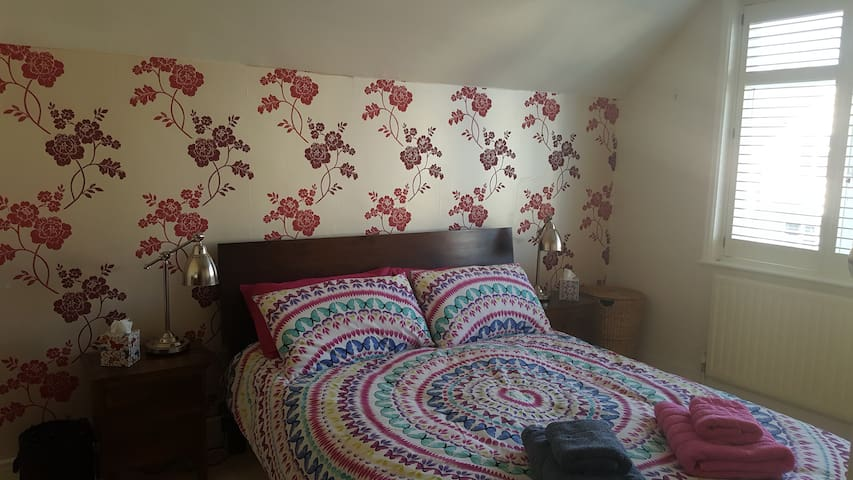 Double room in Ipswich - Ipswich - House