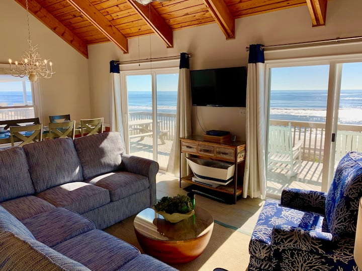 Upscale Oceanfront, with Panoramic Views