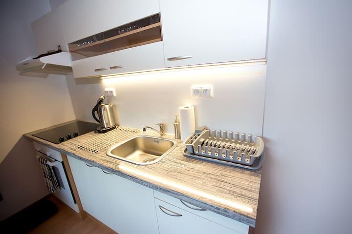 New comfortable apartment in Tři Studně, Vysočina - Tři Studně - Rumah Tamu