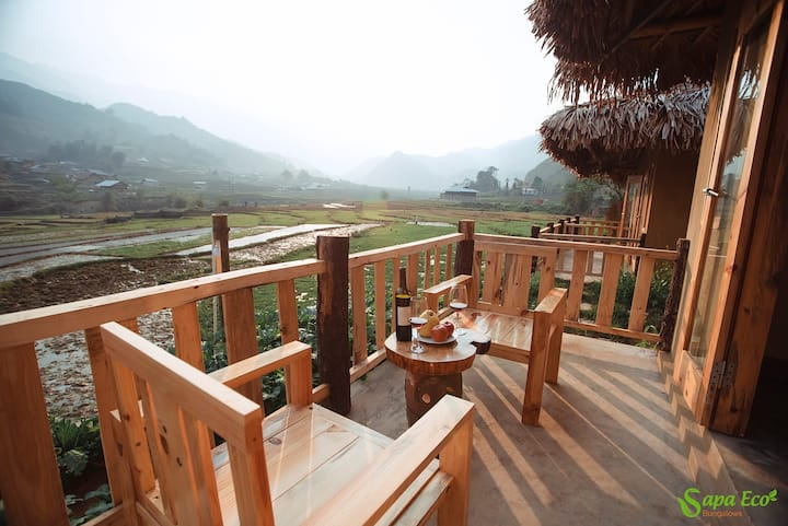 Sapa Eco Bungalows With Mountain View