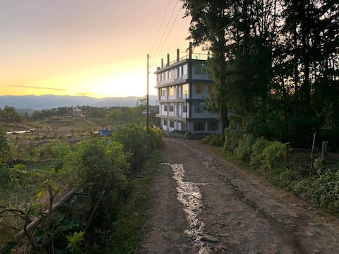 Room with a stunning view in Athuo Homestay