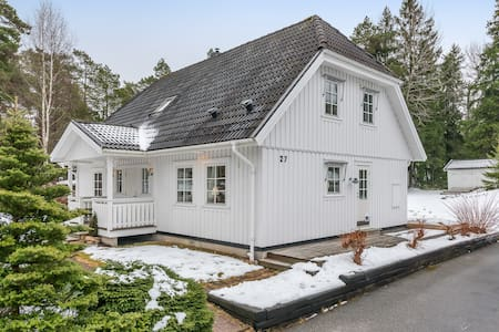 House by the sea - close to Stockholm City - Åkersberga - Hus