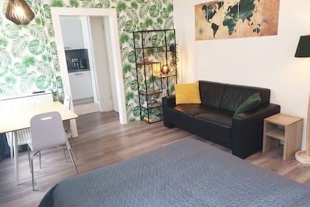 Comfortabele Stadse Studio in Dieren op de Veluwe
