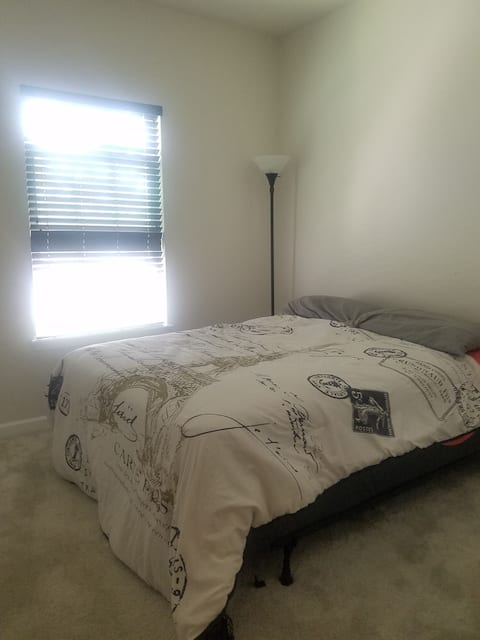 Second room for rent in town house