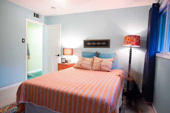 Hall bedroom #2