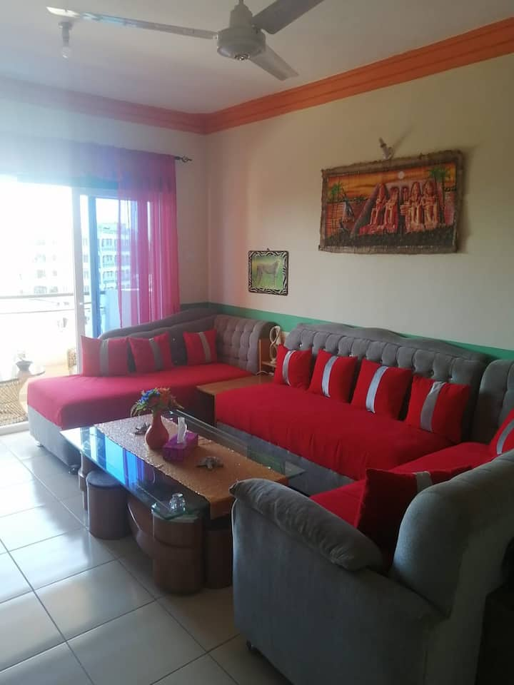 comfortable Room in Luxery Apartment Mtwapa