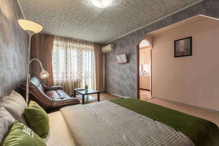 AG Apartment on 199 Mashinostroeniya