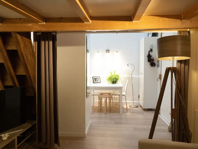 Cosy flat close to the Louvre