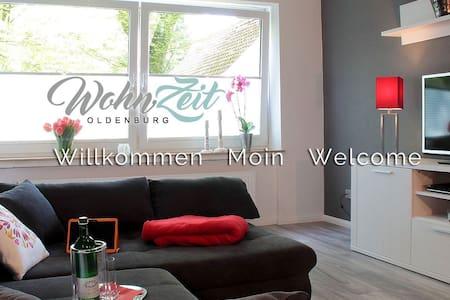 Modern und stilvoll eingerichtete Projektwohnung - Oldenburg - Kondominium