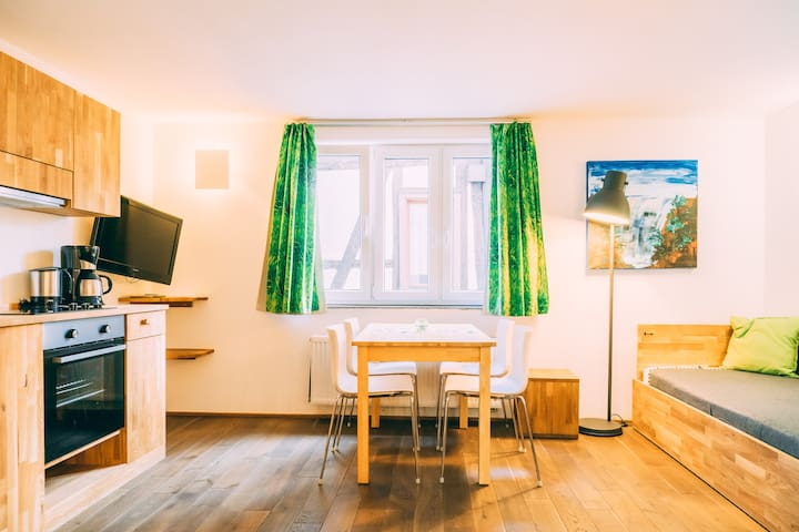 Studio Apartment Central Ravensburg