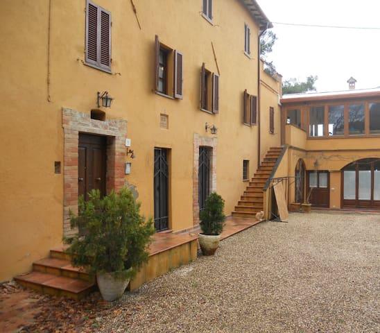 Casale l'Alberone, appartamento fino a 5 persone