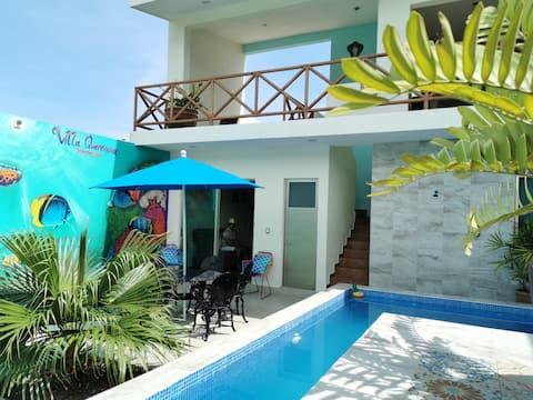 Villa Querencia MZO un posto da godere, viverlo