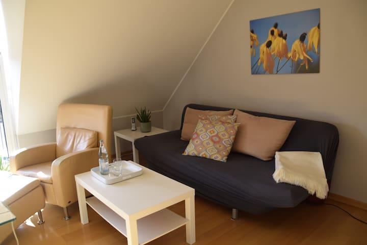 Schönes Zimmer in Mönchengladbach - Mönchengladbach - Inny