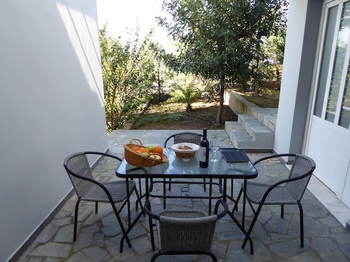 Elafonisi Vacation Green Studio