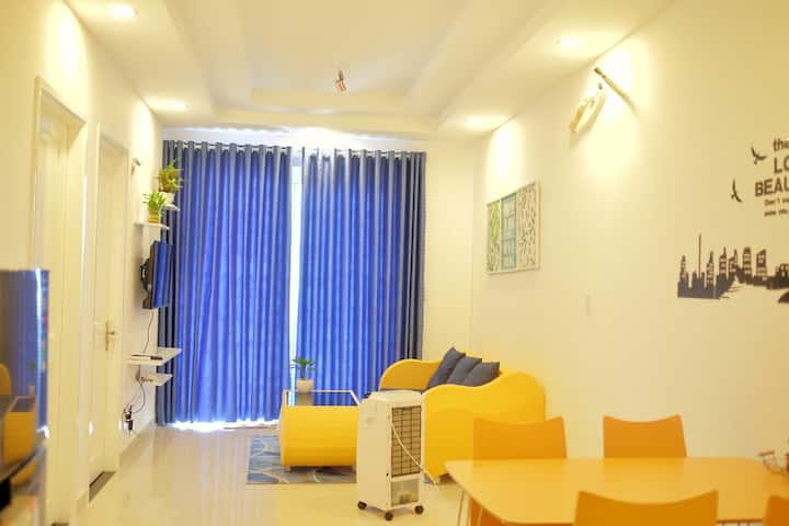 ✦Entire Apartment, Seaview, 5mins walk to beach✦