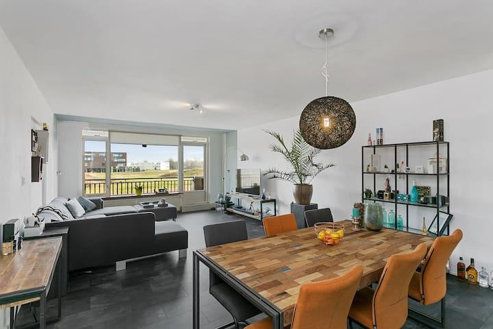 Vakantie vieren in een rustige wijk - Vlissingen - Apartment
