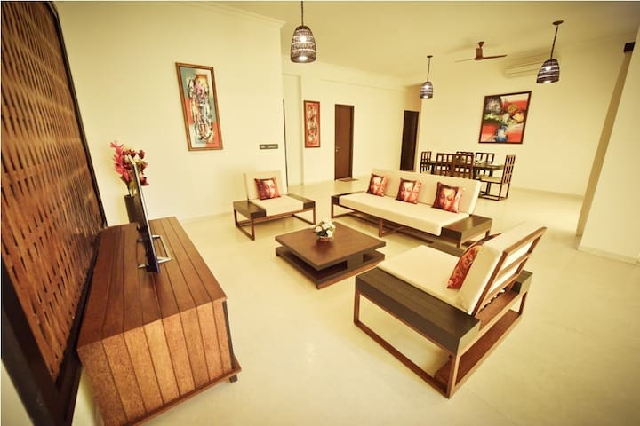 Serviced apartment at oragadam - Kanchipuram - Lejlighed