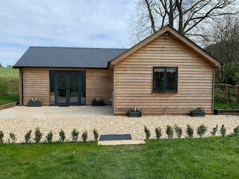 Two bedroom annexe with outstanding views