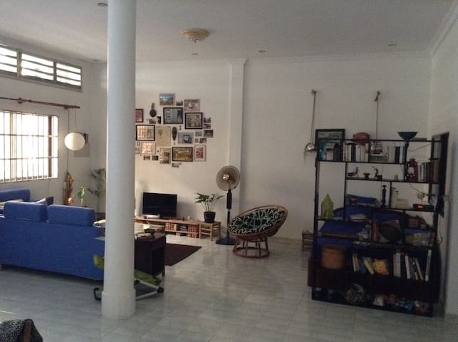 115m2 loft in the heart of Phnom Penh> July/August - Phnom Penh - Apartment