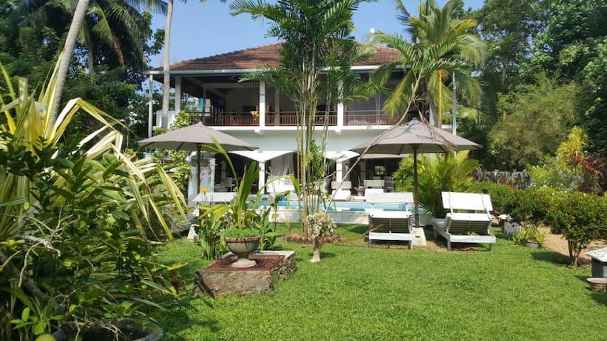 Austrian Lanka Villa