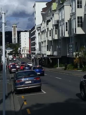 Modern Compact Inner City Living