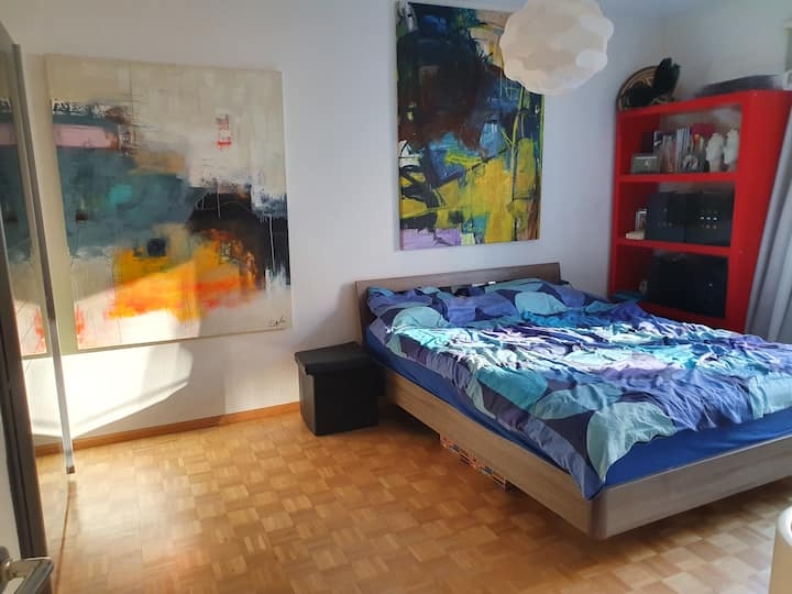 3.5 Zimmer in Basel : April/ Mai 21 (10 - 30 Tage)