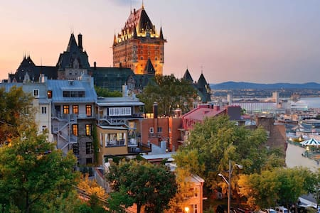 Amazing Apartment Quebec City 4 1/2