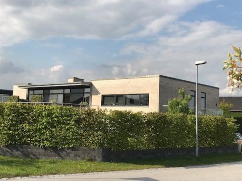 Villa i roligt område nær Aarhus