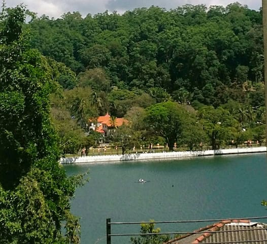 Kandy Lake and mountain view Apartment