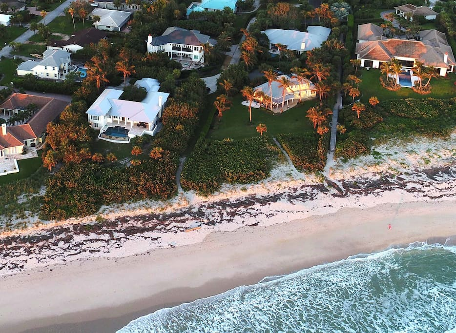 Your private path to Vero's best beach awaits
