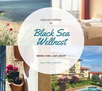 Black Sea Wellnest - Calm, Spacious, Sea View