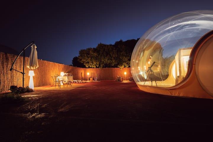 Habitación Burbuja/Bubble Room - Zielo Las Beatas