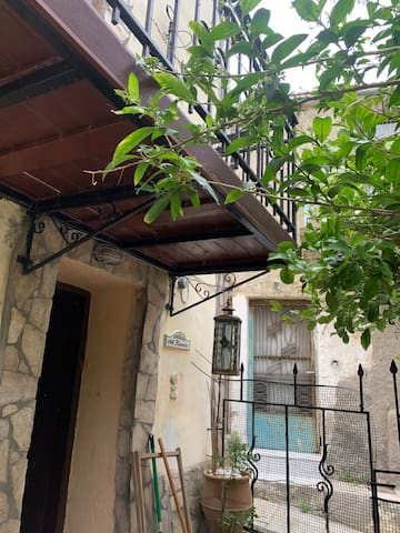Traditional house in Crete
