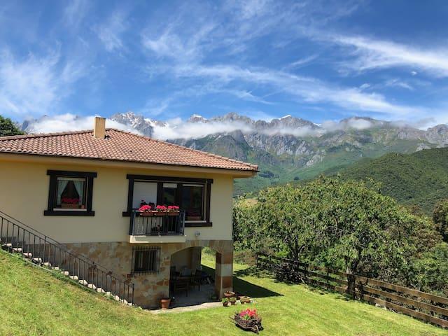 Casa Mieses (1,5km Potes)