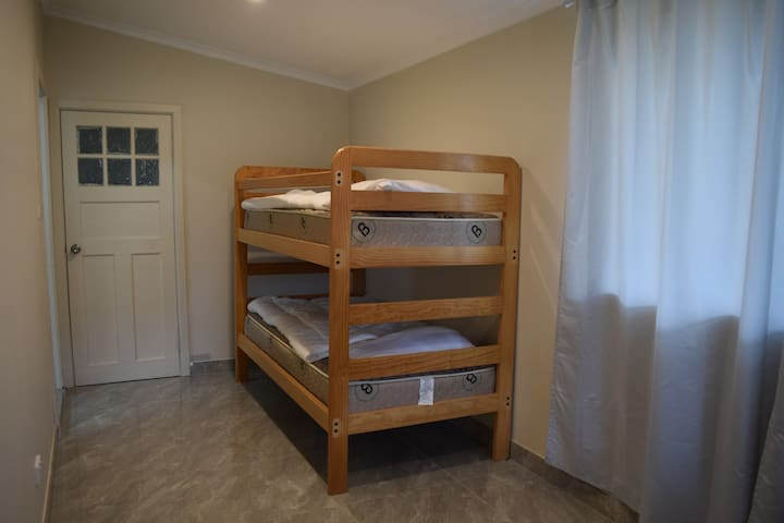 Bedroom 6 - Bunk Bed with shared bathroom