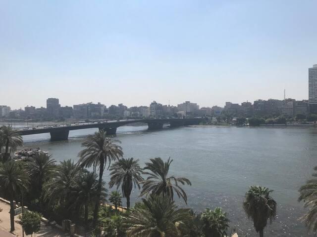 Nile Galaxy Apartment
