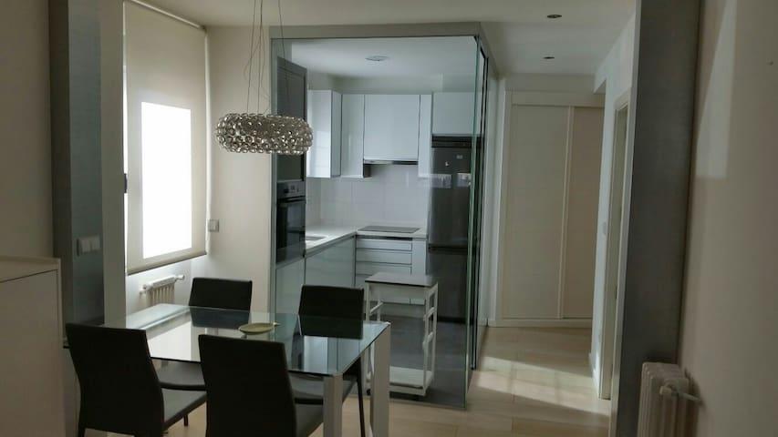 Recién restaurado en pleno centro - Pontevedra - Appartement