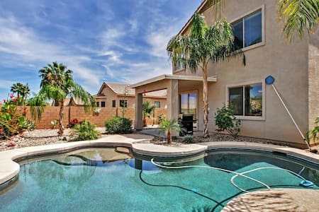 4BR Queen Creek House w/  Pool - Queen Creek