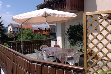 Appartamento con terrazzo a Tambre - Tambre - Διαμέρισμα
