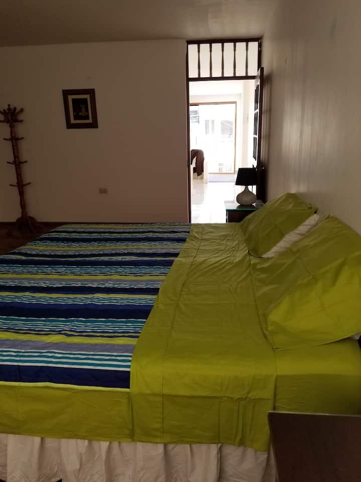 Renta de habitaciones en playa Huanchaco Perú
