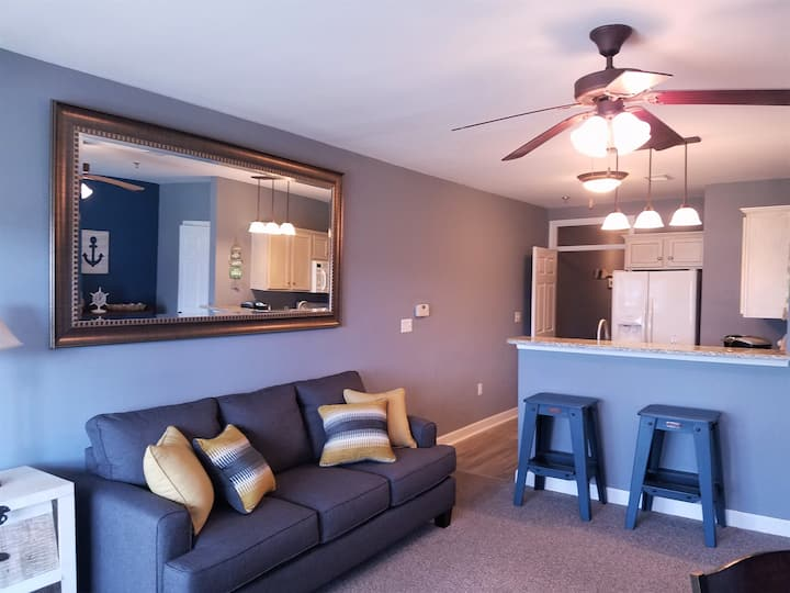 Mariners Landing: Two Bedroom Condo #202