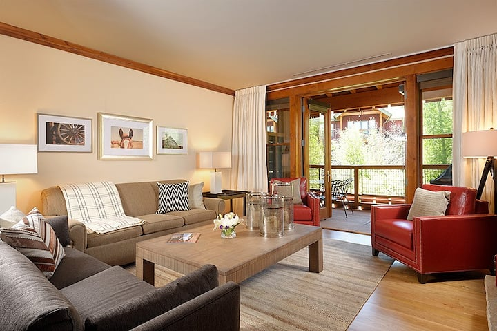 Residences at Snowmass Club: Sanctuary 4 Bedroom