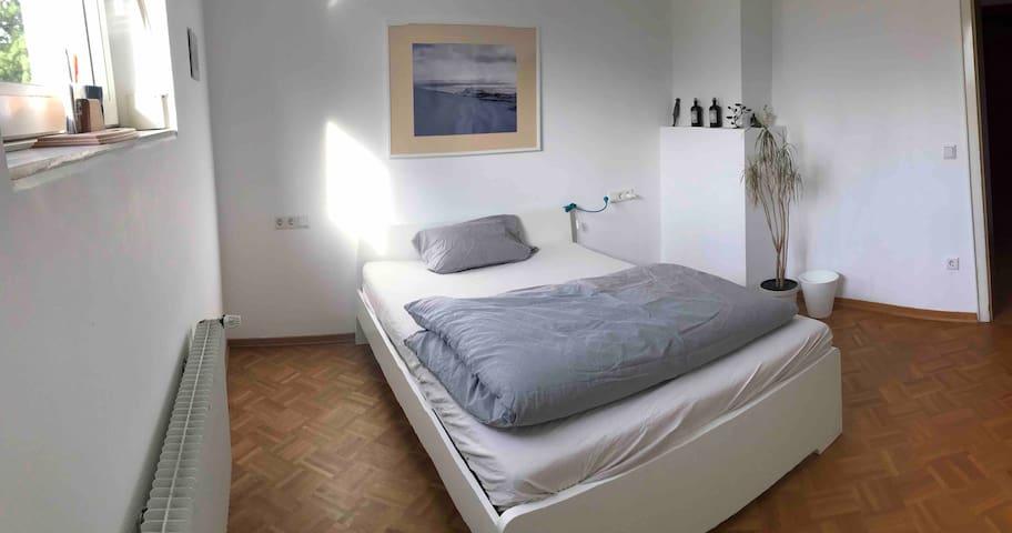 Helles Zimmer zwischen Hermannsweg und Innenstadt