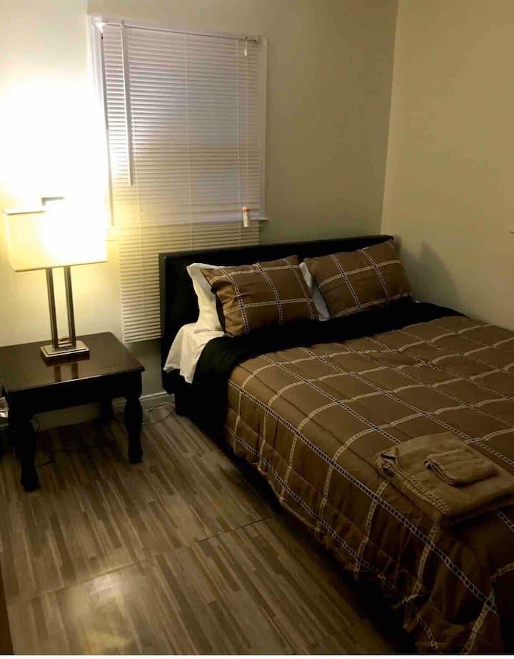 Nice quiet room # 1